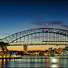 Opera House ~ Harbour Bridge by Andi Surjanto