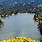 Lake in the Sierra Madre Mountains by Memaa
