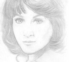 Sarah Jane Smith by kerchow