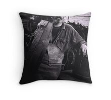 Moment in Time Throw Pillow