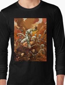 Demon Rage Long Sleeve T-Shirt