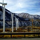 Windmills in Utah by bigjason56