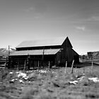 Random Barn in Idaho by bigjason56