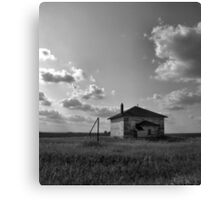 Rural Education Canvas Print