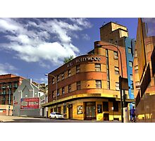 Hotel Hollywood - Surry Hills, Sydney, Australia Photographic Print
