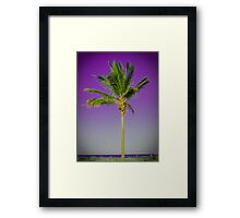 Palm 2 Framed Print