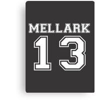 Mellark T  Canvas Print