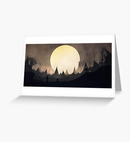 Umbreon... Greeting Card
