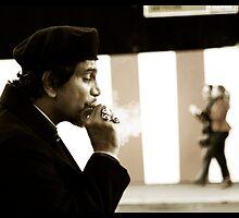 union square cigar by kapualani .