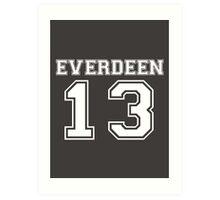 Everdeen - T 1 Art Print