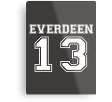 Everdeen - T 1 Metal Print