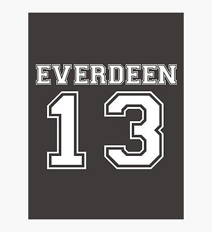 Everdeen - T 1 Photographic Print
