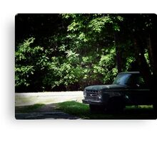 Ford 250 part 2 Canvas Print
