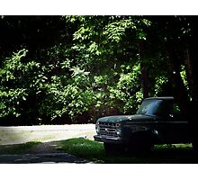 Ford 250 part 2 Photographic Print