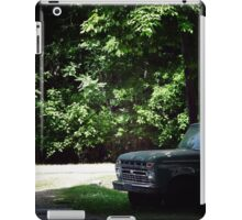 Ford 250 part 2 iPad Case/Skin