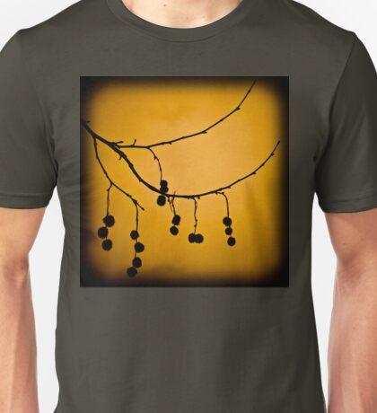 Orange bomby knockers Unisex T-Shirt