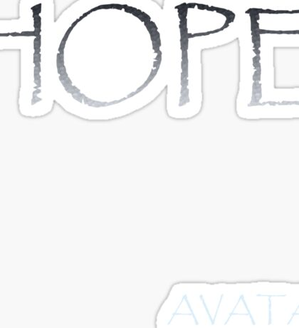 AVATAR - HOPE Sticker