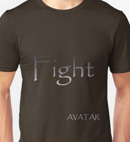 AVATAR - FIGHT Unisex T-Shirt