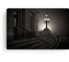 Capitol Steps Canvas Print