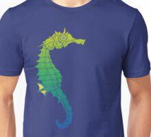 Seahorse (large) Unisex T-Shirt