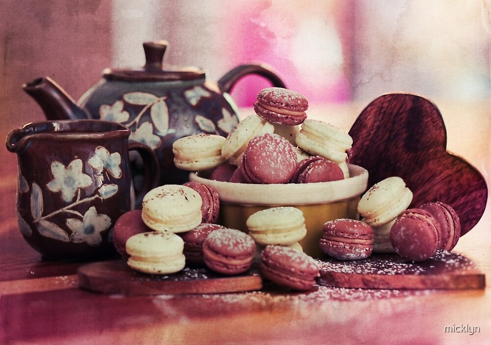 Teatime Treats by micklyn