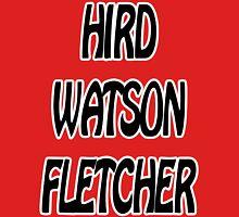 Hird Watson Fletcher Unisex T-Shirt