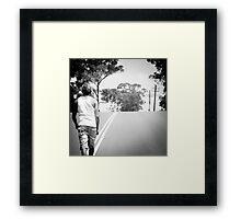 harris Framed Print