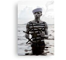 Lost Sailor Canvas Print