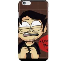 *distressed Markiplier noises* iPhone Case/Skin