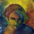 Portrait coloré 1 by Sophie-Berger