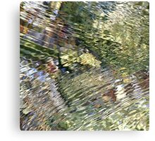 Cross-Over - Frauenwasser Canvas Print