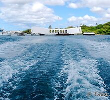 U.S.S. Arizona Memorial - Pearl Harbor by GraceNotes
