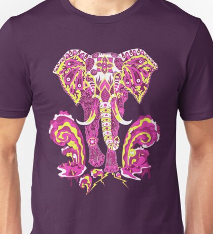 Apocalypse elephant Unisex T-Shirt