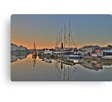 SS Great Britain with Matthew Canvas Print