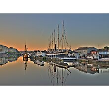SS Great Britain with Matthew Photographic Print