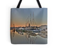 SS Great Britain with Matthew Tote Bag