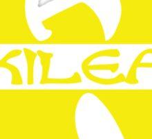 WikiLeaks - Wu-Tang Subversive Symbolism Sticker
