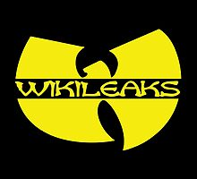 WikiLeaks - Wu-Tang Subversive Symbolism by fearandclothing