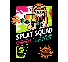 SPLAT SQUAD Photographic Print