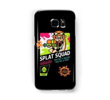 SPLAT SQUAD Samsung Galaxy Case/Skin