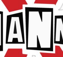 Channel X Sticker