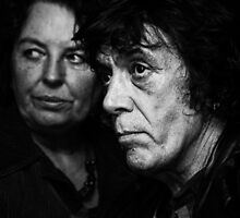 Jan & Mick by Mike Ashton