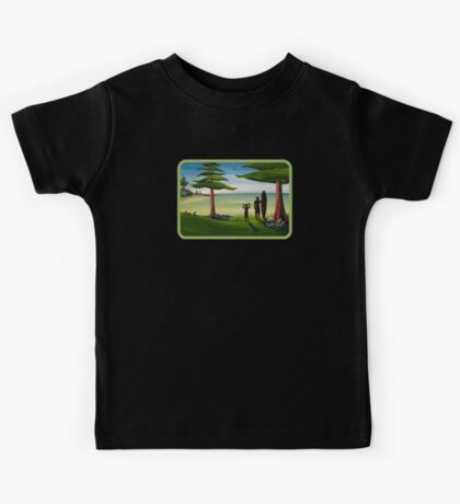 Beach Bros Shirt Kids Tee