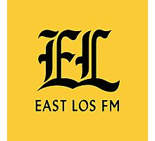 East Los FM Photographic Print