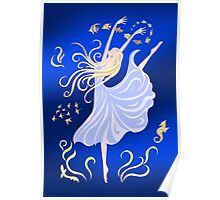 Dancing With the Fishes Poster