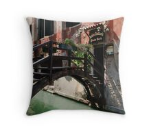 Antica Trattoria Throw Pillow