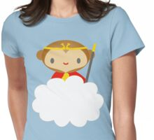 monkey magic - kawaii edition Womens Fitted T-Shirt
