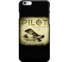 Mallory Knox Pilot iPhone Case/Skin