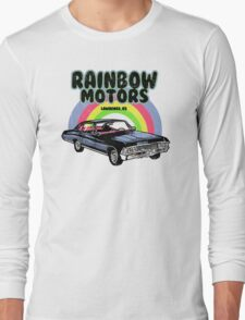 Rainbow Motors Long Sleeve T-Shirt