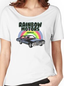 Rainbow Motors Women's Relaxed Fit T-Shirt